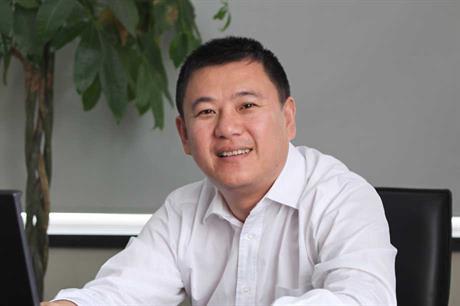 Wang Haibo - new Goldwind president