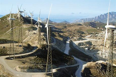 Al Koudia Al Baïda in northern Morocco accounts for 50.4 MW of the country's 292MW of wind power