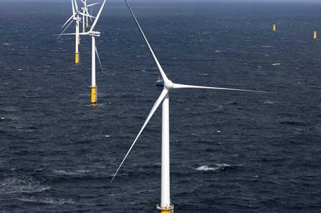 Princess Amalia offshore wind farm