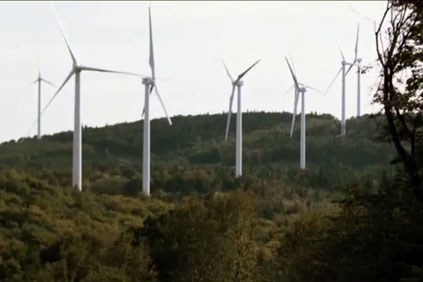 Sheffield Wind...Vermont facility began operation today