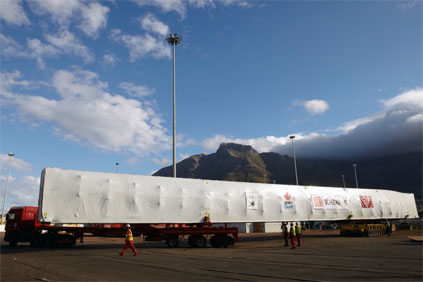 I-WEC...about to manufacture multi-MW turbines in South Africa