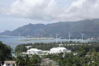 The project uses Unison turbines