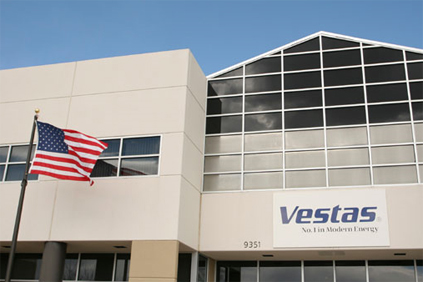 The jobs are to go at Vestas' Windsor blade manufacturing plant