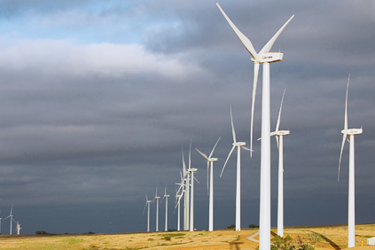 Acciona's 1.5MW turbine will be used on the project