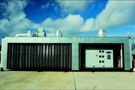 The battery storage system was designed by Xtreme Power