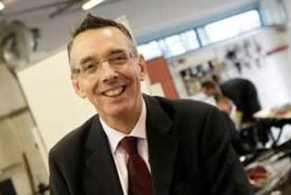 UK energy minister David Kidney
