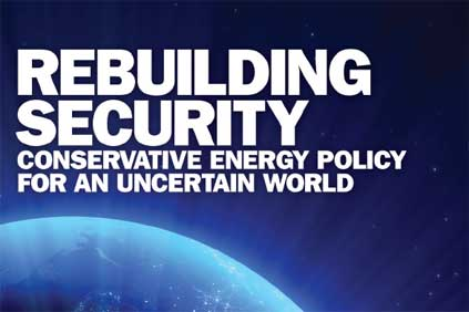 Rebuilding Security: Conservative plans for UK energy generation