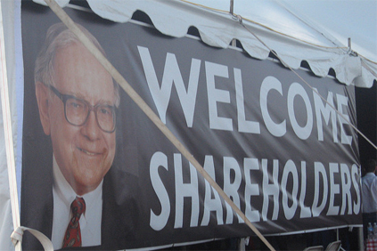 In a letter to shareholders Buffet said MidAmerican would have a wind capacity of 2,909MW by the end of 2011