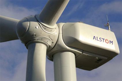 The project uses Alstom's ECO 100 turbine