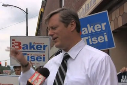 """""""Sweetheart deal"""" - Republican candidate is dubious about Cape Wind deal"""