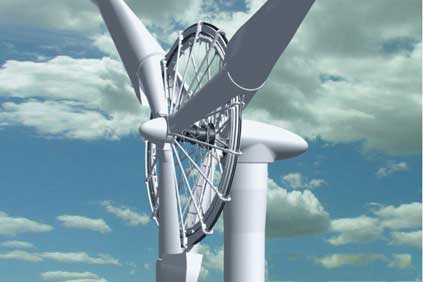 Big turbines... Sway Turbine's 10MW turbine is currently in development