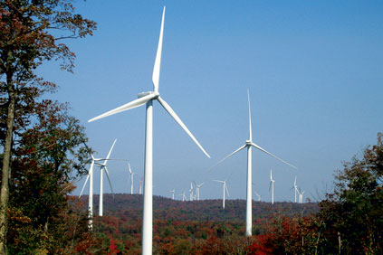 The order includes 134 of GE's 1.5MW turbines