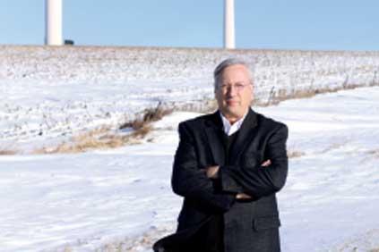 Juhl Wind chairman Dan Juhl