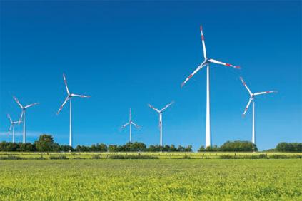 Enercon's E-53 turbine is built by Enercon India