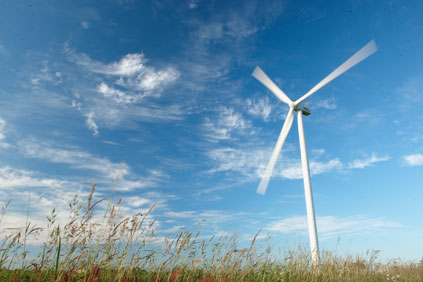 The project uses Vestas 3MW turbines