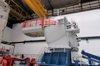 The project will feature an Alstom Haliade 6MW turbine