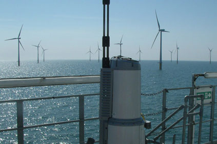 The 180MW Robin Rigg project is Scotland's only major offshore wind farm