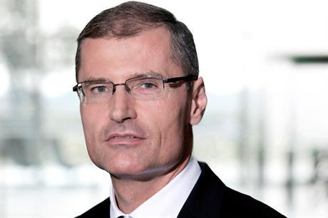 Vestas CEO Ditlev Engel