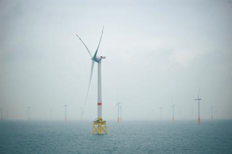 A takeover of Alstom would mean GE moving into offshore wind