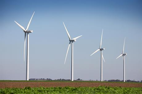 """The new decree is essential,"" said Olivier Perot, president of the French Wind Energy Association"
