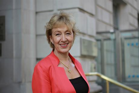 Andrea Leadsom refused permission for four major wind farms in Wales