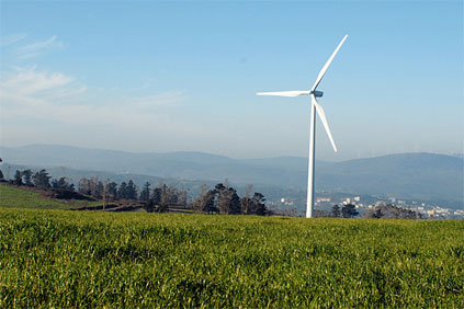 Alstom's ECO 86 1.67MW turbine will be used on the Brotas project