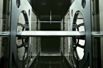The blade has been tested in LM Wind Power's wind tunnel