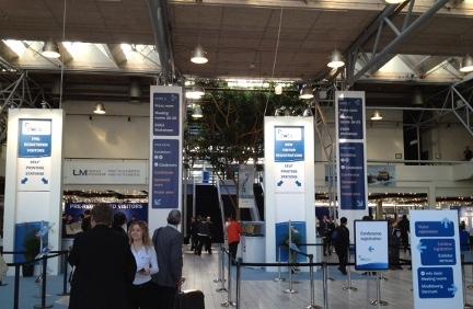 EWEA 2012 in Copenhagen