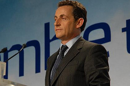 French president Nicolas Sarkozy has formally announced the 3GW offshore tender