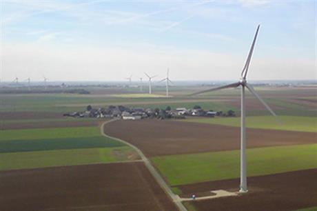 Boralex's Grand Camp project in central France
