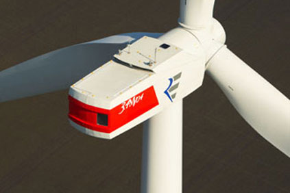 The Vattenfall project will use Repower's M104 3.4MW turbine