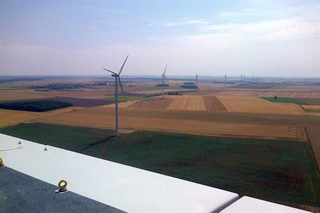 Nordex has sold Chaussée de César Sud, near Bourges in central France