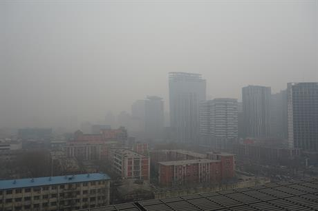 China plans CNY2.5 trillion of investment in renewables, as pollution levels reach all-time high (pic: Kentaro Iemoto)