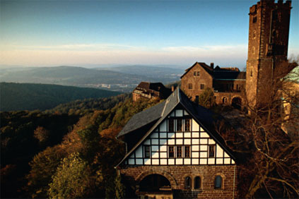 Controversy continues around wind turbines planned near Wartburg Castle
