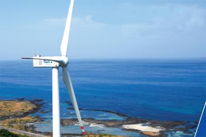 The Doosan 3000 is the Korean company's biggest turbine to date
