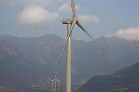 Dongfang's 2.5MW turbine will be installed at the Blaiken site