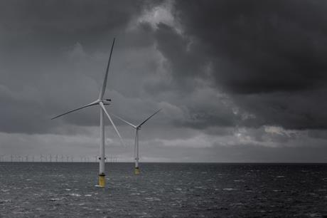 Dong Energy completed the Burbo Bank Extension project earlier this year (pic: MHI Vestas)
