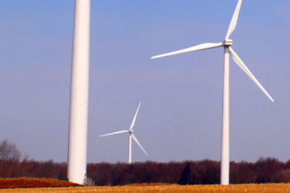 Invenegy...applying to build Nebraska wind farm