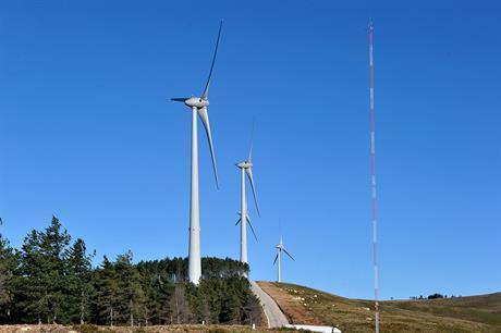 The 96MW Terra Fria project, part of EDPR's Portugese portfolio