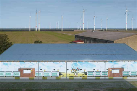 Enercon's Feldheim project plays host to one of its storage pilots