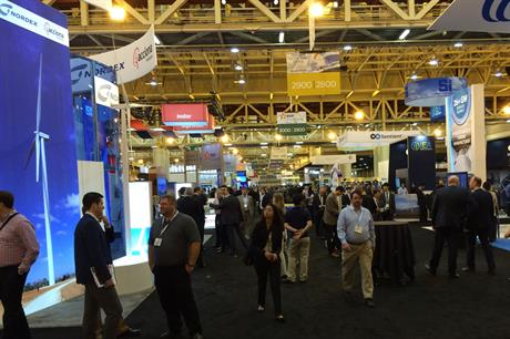 AWEA Windpower 2016: positive tones from delegates, speakers and exhibitors