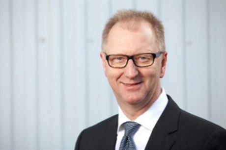 Hans Jorn Rieks, new GES CEO