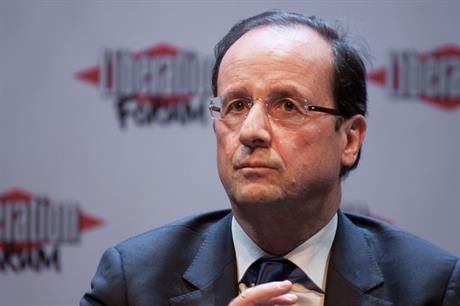French president Francois Hollande said he would veto EU-US trade pact as it currently stands