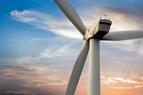 GE's high-wind 3.2-103 turbine will supply the power at the new 66MW project in Japan