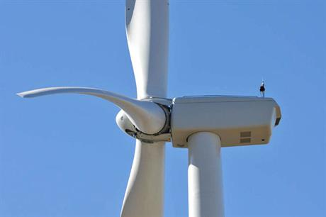 The new turbine is based on GE's 1.6MW machine