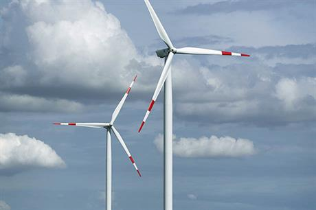 One of the projects will feature GE 2.85MW turbines