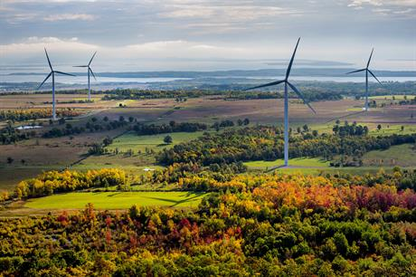Canada produces more than 80% of its electricity from non-carbon sources