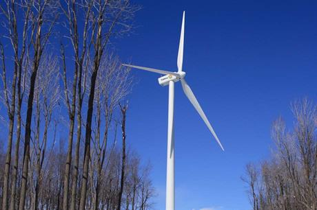 Gamesa will supply four of its G114-2MW turbines