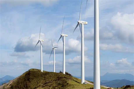 Gamesa's G47 turbine was a key product in the early 2000s