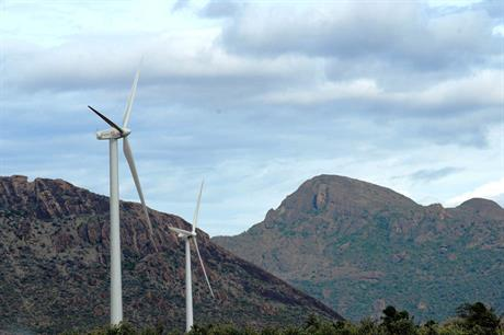 Gamesa has installed 1.1GW in India